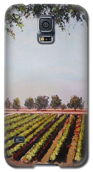 The Vineyard Galaxy S5 Case
