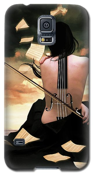 The Violin Song Galaxy S5 Case