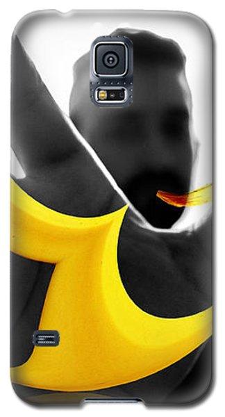 The Virtual Reality Banana Galaxy S5 Case