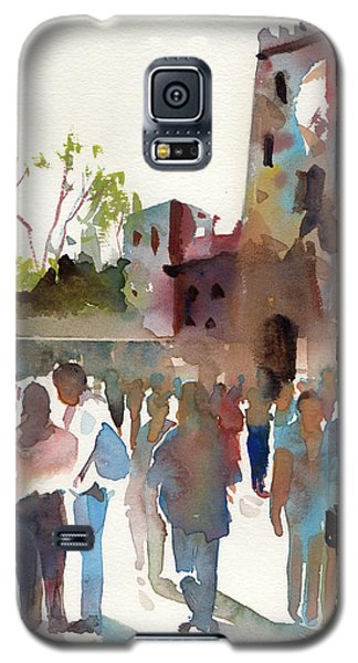 The Visitors Galaxy S5 Case
