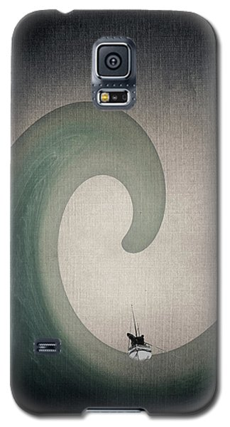 The Voyage Of The James Caird. Galaxy S5 Case by Andy Walsh