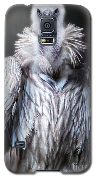 Galaxy S5 Case featuring the photograph The Vulture by Christine Sponchia