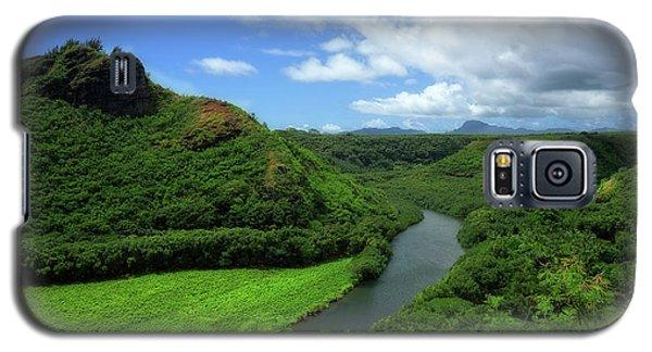 The Wailua River Galaxy S5 Case