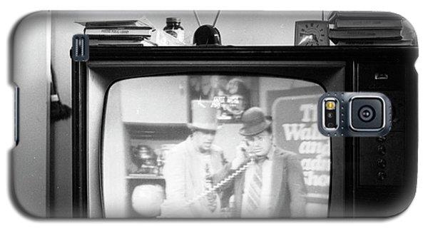 Phoenix Television Circa 1971 Galaxy S5 Case