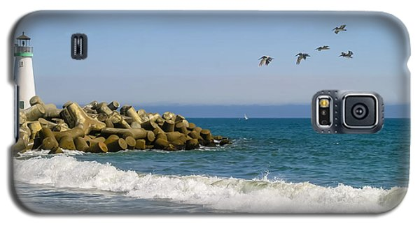 The Walton Lighthouse Galaxy S5 Case