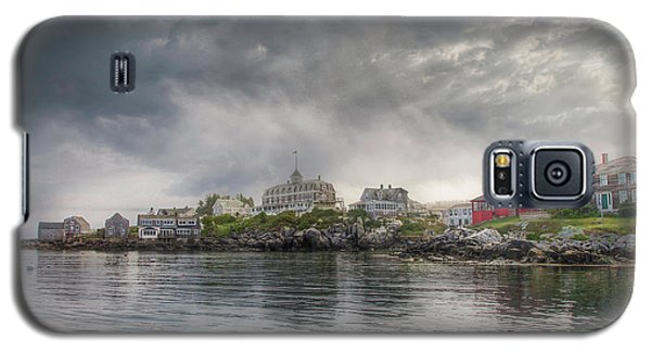 Monhegan Harbor View Galaxy S5 Case