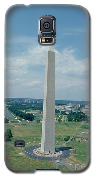 The Washington Monument Galaxy S5 Case by American School