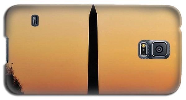 The Washington Monument Galaxy S5 Case