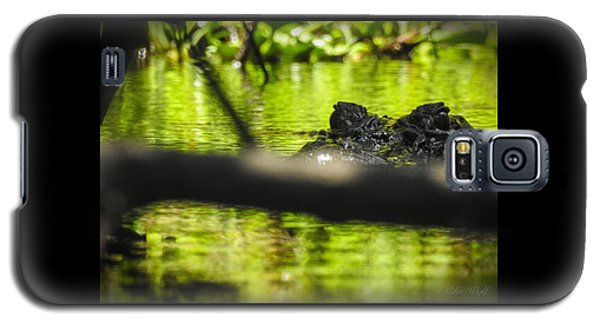 The Watcher In The Water Galaxy S5 Case