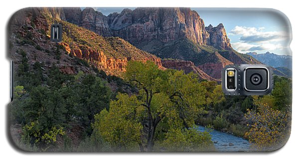 The Watchman And Virgin River Galaxy S5 Case