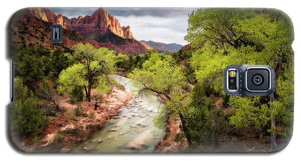 The Watchman Galaxy S5 Case by Eduard Moldoveanu