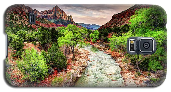 The Watchman  Galaxy S5 Case