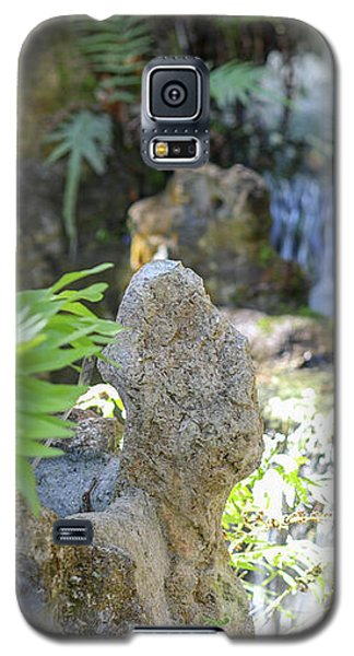 The Water And Rock Spot Galaxy S5 Case