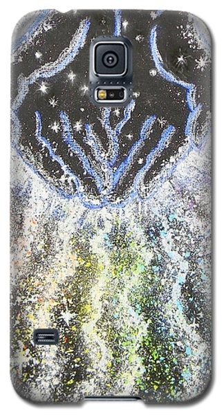 The Water Bearer Galaxy S5 Case