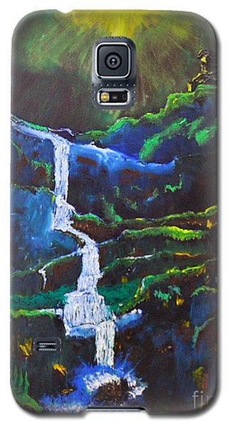 The Waterfall Galaxy S5 Case