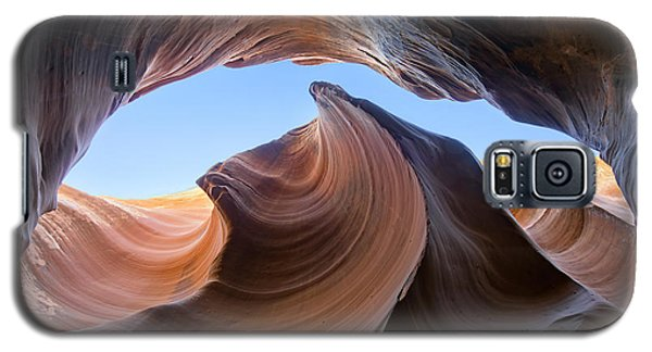 The Wave Of Antelope Canyon Galaxy S5 Case