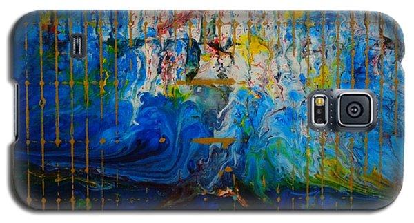 The Sound Wave Galaxy S5 Case