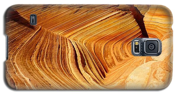 The Side Wave Galaxy S5 Case
