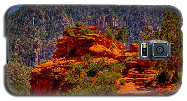 The Wedding Rock In Sedona Galaxy S5 Case