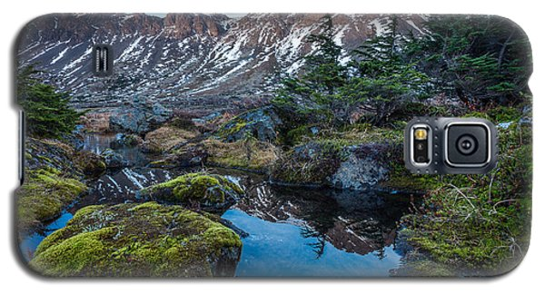 The Wedge In Late Autumn Galaxy S5 Case