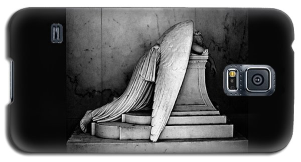 The Weeping Angel Galaxy S5 Case