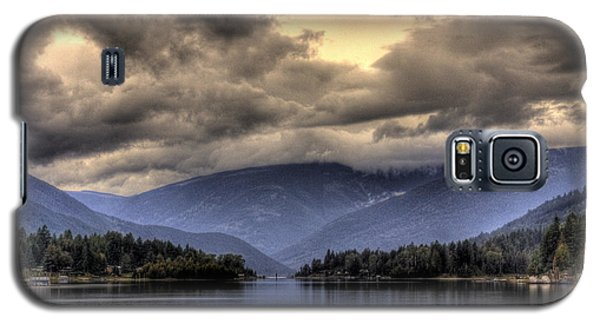 The West Arm Of Kootenai Lake Galaxy S5 Case