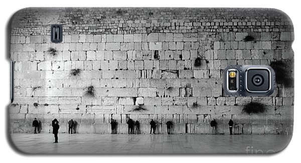 The Western Wall, Jerusalem 2 Galaxy S5 Case
