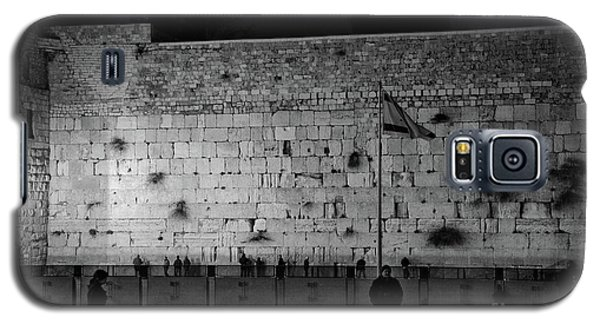 The Western Wall, Jerusalem Galaxy S5 Case