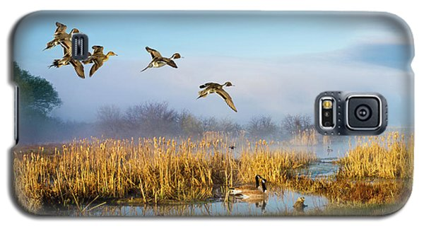 The Wetlands Crop Galaxy S5 Case