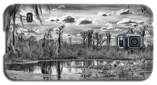 The Wetlands Galaxy S5 Case by Howard Salmon