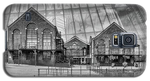 The Wharf Cardiff Bay Mono Galaxy S5 Case