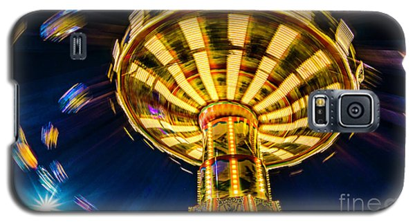 The Wheel Galaxy S5 Case