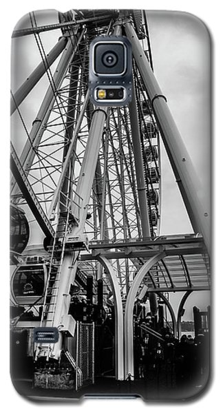 The Wheel Seattle  Galaxy S5 Case