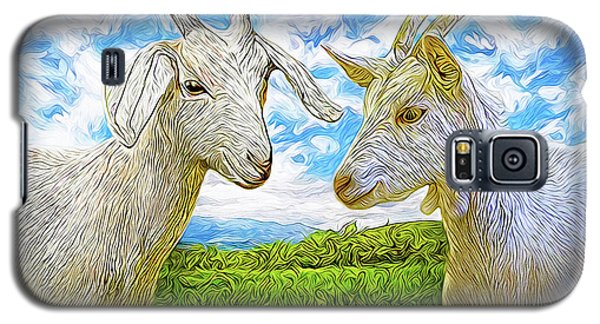 The Whispers Of Goats Galaxy S5 Case