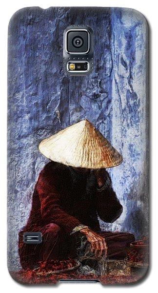 The Whistler Galaxy S5 Case