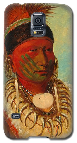 The White Cloud, Head Chief Of The Iowas Galaxy S5 Case