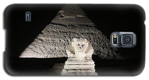 The White Sphynx Galaxy S5 Case