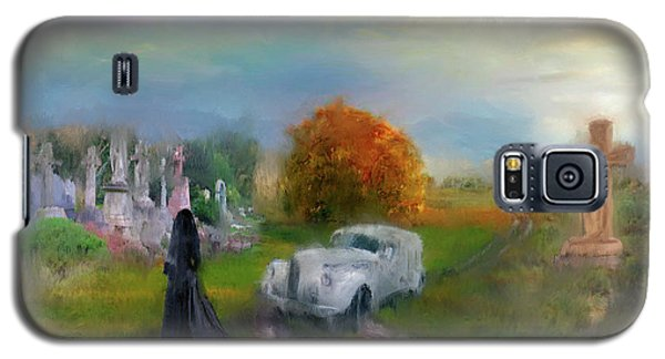 The Widow Galaxy S5 Case by Michael Cleere