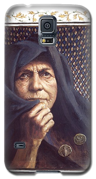 The Widow's Mite - Lgtwm Galaxy S5 Case