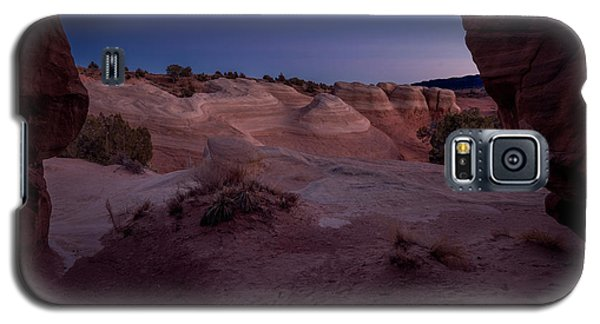 The Window In Desert Galaxy S5 Case