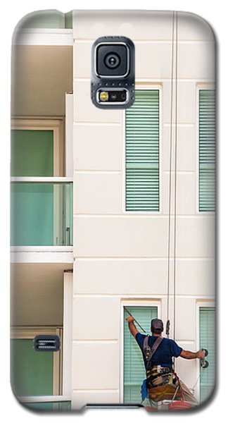 The Window Washer Galaxy S5 Case