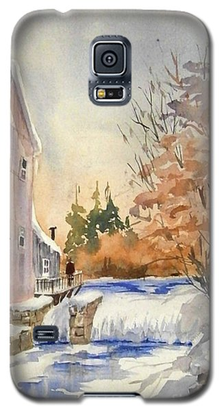 The Winter Mill Galaxy S5 Case