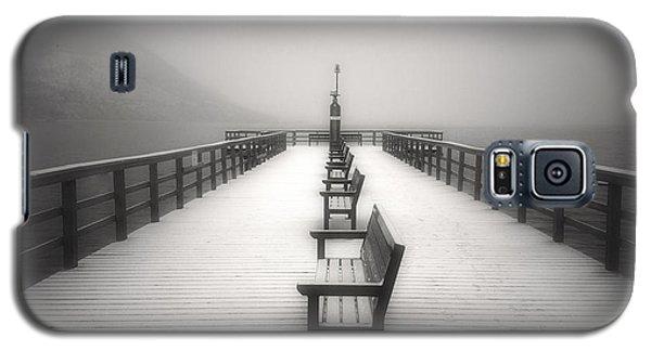 The Winter Pier Galaxy S5 Case