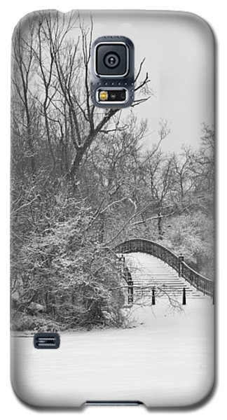 The Winter White Wedding Bridge Galaxy S5 Case