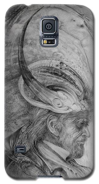The Wizard Of Earth-sea Galaxy S5 Case
