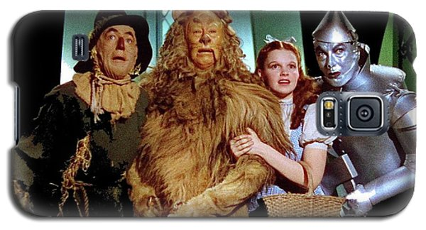 The Wizard Of Oz  Quartet Eric Carpenter Publicity Kodachrome 1939 Galaxy S5 Case