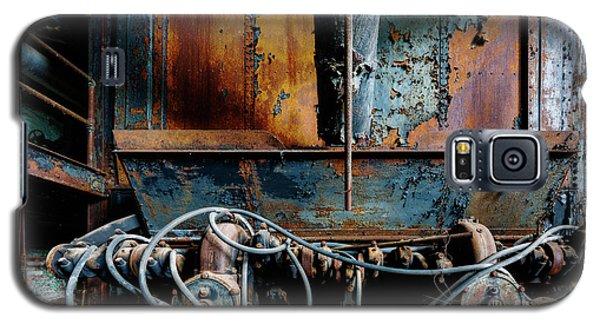 The Wizard's Music Box Galaxy S5 Case
