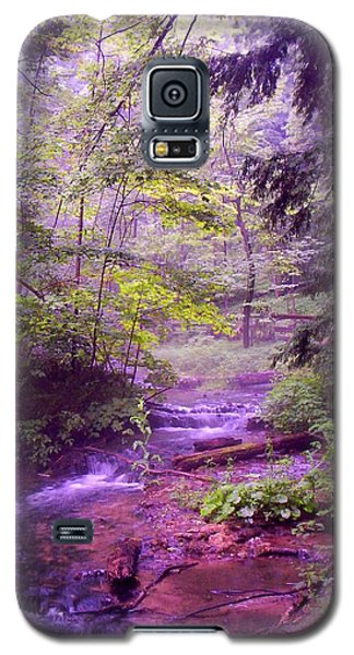 Galaxy S5 Case featuring the photograph The Wonder Of Nature by John Stuart Webbstock