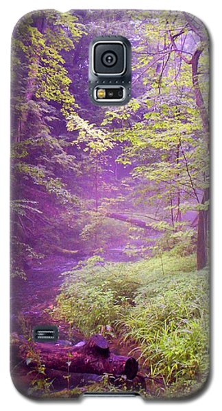 Galaxy S5 Case featuring the photograph The Wonder Of Nature  Two by John Stuart Webbstock