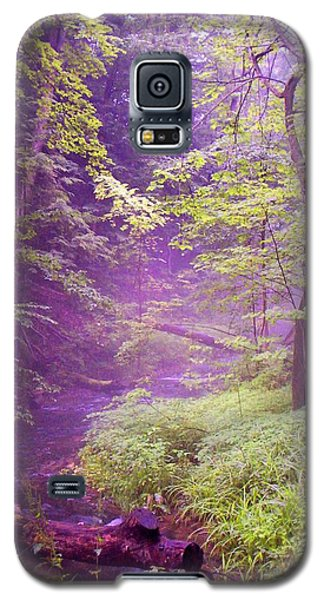 The Wonder Of Nature  Two Galaxy S5 Case